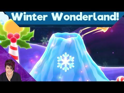 Winter Wonderland Event - Unlocking The Warpgate - Super Starfish   Rosie Rayne