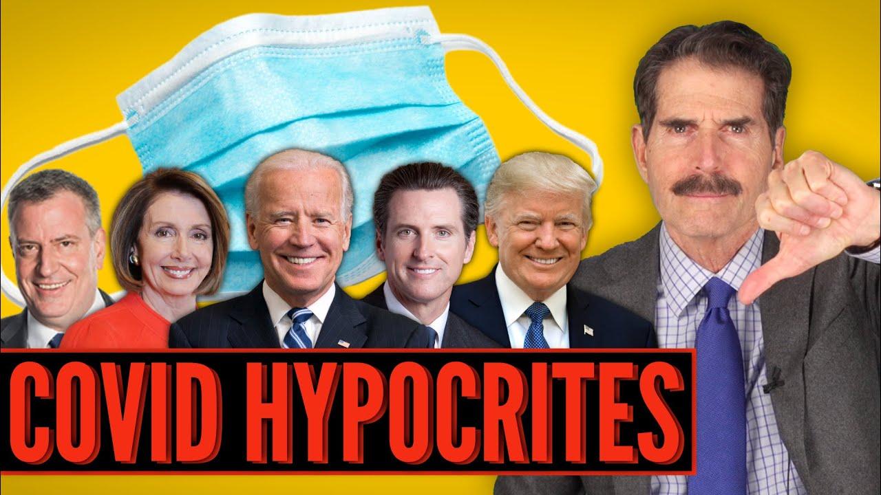 John Stossel:  Covid Hypocrites [VIDEO]