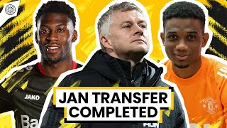 Amad Diallo Arrives, Fosu-Mensah Leaves + MORE! | Man United Transfers Live