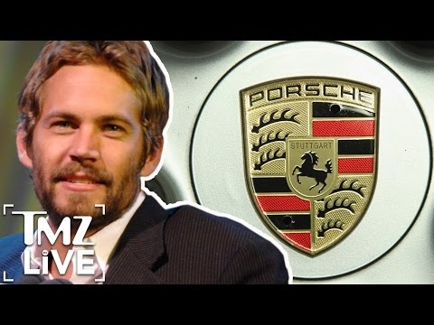 Paul Walker: Emails Show Porsche Celebrated Carrera Crashes | TMZ Live