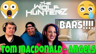 Tom MacDonald - Angels | THE WOLF HUNTERZ Jon Travis and Suzi Reaction