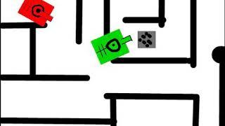 Танки в лабиринте симулятор (рисуем мультфильмы 2)