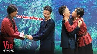 S.T Sơn Thạch sởn gai ốc khi bị Mạc Văn Khoa cưỡng hôn | Ơn Giời Cậu Đây Rồi 2019