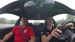 24 heures du Mans : un tour de circuit avec Fabien Barthez