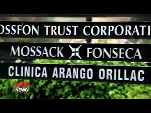 'Panama papers' reported to leak from the files of Panamanian law firm Mossack Fonseca