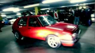 VW Golf II. Gt Underground Teaser (Full HD) Thumbnail