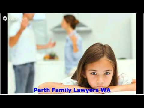 Enlisting A Perth Family Lawyer For Child Custody