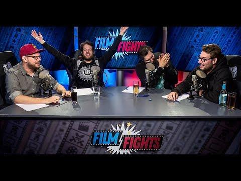 Play Film Fights #8 mit DeChangeman, Etienne, Florentin & Stefan Titze