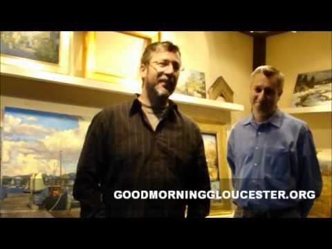 Ken Knowles Featured On Wells Maritime Art