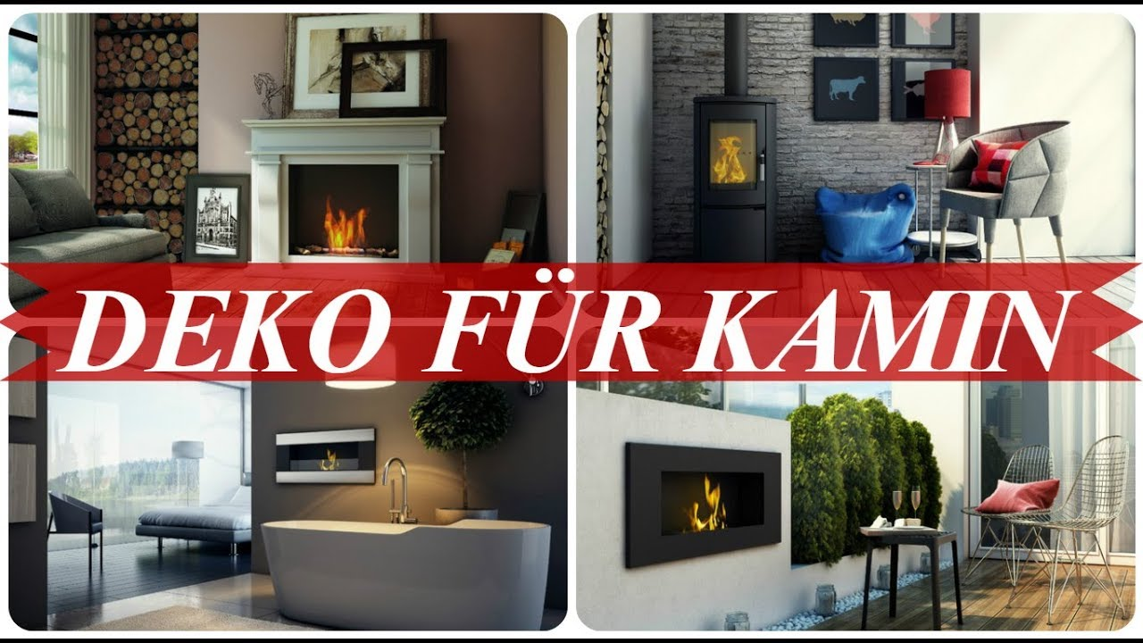 Kamin Design Ideen Youtube