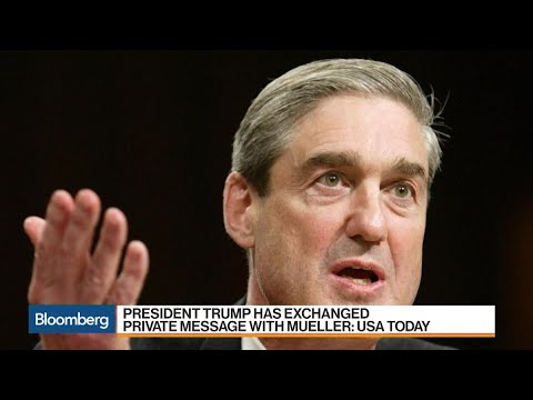 Trump Exchanged Private Messages With Mueller: USA Today
