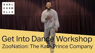 Get Into Dance Workshop: ZooNation: The Kate Prince Company