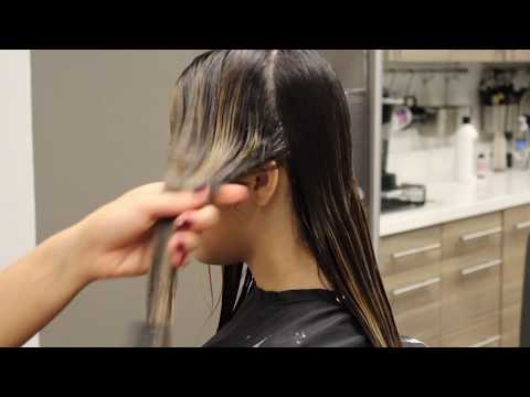 Shadow root color melting made easy