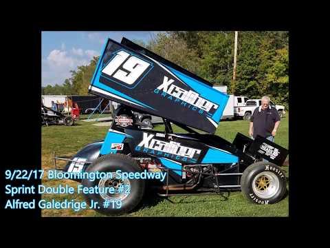 Bloomington Speedway Sprint Double  9-22-17 Racesaver Feature 2