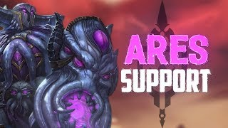 Ares Support: PRAISE THE SHIELD! - Incon - Smite