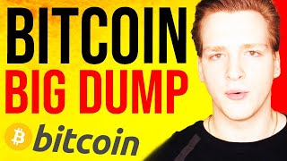 BITCOIN DUMPING ATM!! ???? Ponzi Cashing Out, Ethereum January Fork