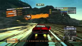 Burnout Paradise - PS3 Train Time WR 1:02.97