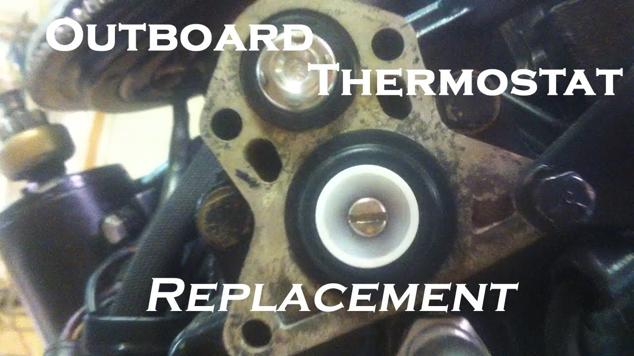 How To Change An Outboard Thermostat