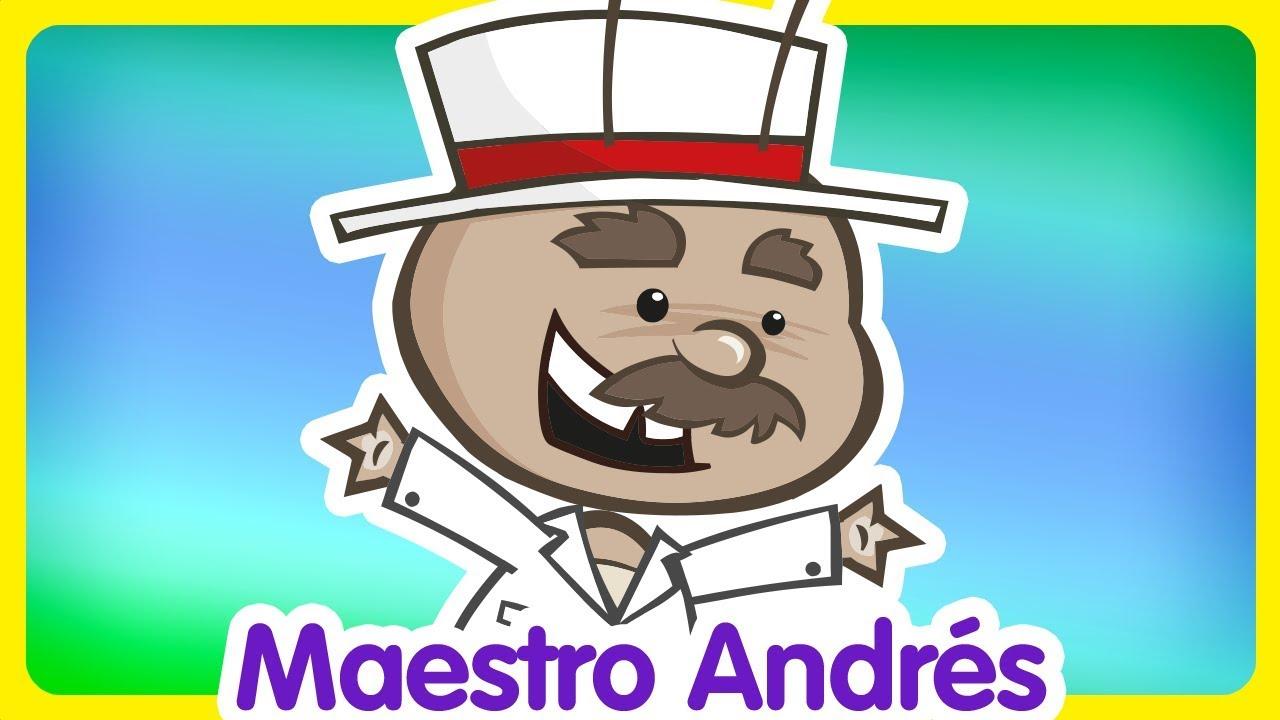 Download Maestro Andrés - Oficial - Canciones infantiles de la Gallina Pintadita