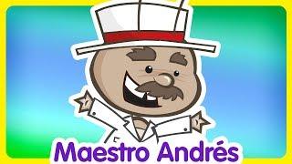 Maestro Andrés - Oficial - Canciones infantiles de la Gallina Pintadita