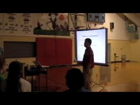 Pennies for Patients Boone Central Middle School part 1