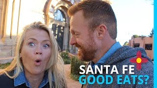 GOOD EATS: IN SANTA FE, NEW MEXICO (SPICY) EP 82