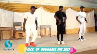 HIGH SCHOOL DANCE- FACE OF SUNYANI ODUMAASE SHS 2017  DANCE BATTLE AFRO BEAT