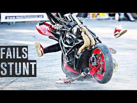 Crashes & Fails Czech Stunt Day