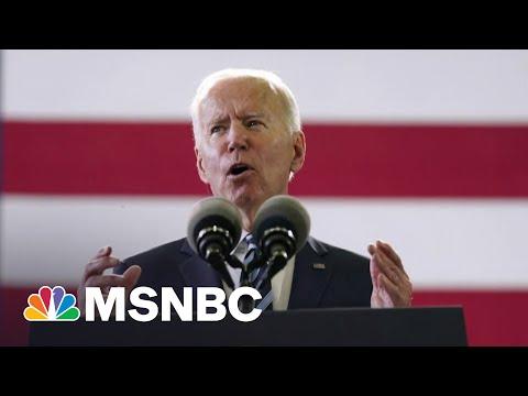 World Opinion Of The U.S. Rebounds Under Biden   MSNBC