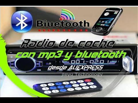 Reproductor de musica para el coche desde ALIEXPRESS