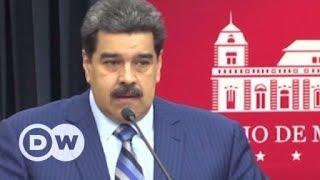 Maduro diz que Mourão é louco e quer invadir a Venezuela