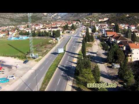 Zlatica, autoput Bar Boljare