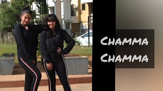 CHAMMA CHAMMA DANCE COVER BY DANCEHOOD