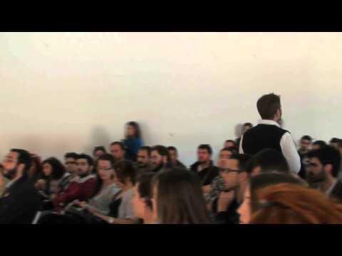 Job Fair Athens 2013 - Ομιλία Οrientum