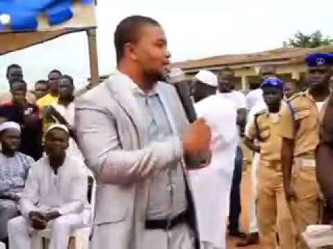 Ebonyi State Pastor converts to Islam: video