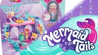 Shopkins Happy Places ♀️ Mermaid Tails ♀️ Podwodny świat Syrenki