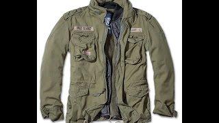 Куртка BRANDIT M65 GIANT - обзор от Shop Europa