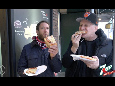 One Bite with Davey Pageviews - My Pie Pizzeria Romana with Special Guest Michael Rapaport