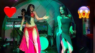 SISTER VS BELLY DANCER ...