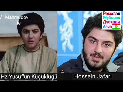 Накшхои асоси дар филми Хазрати Юсуф