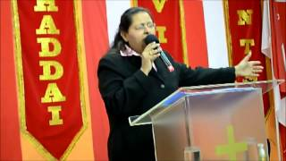 El-Shaddai Ministries Singapore - Sunday Worship 20th Jan 2013