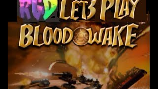 Xbox Original Game : Blood Wake Pt 1 Gameplay Commentary