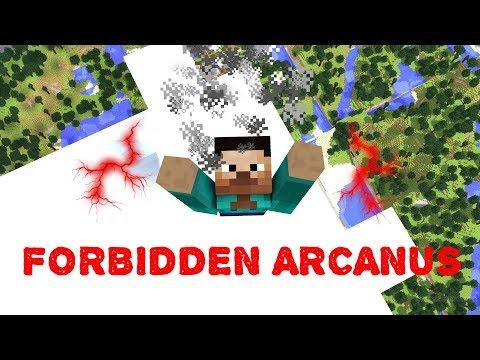 MOD - FORBIDDEN AND ARCANUS - 1.14.3