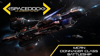 The Expanse: MCRN Donnager Class Battleship - Spacedock