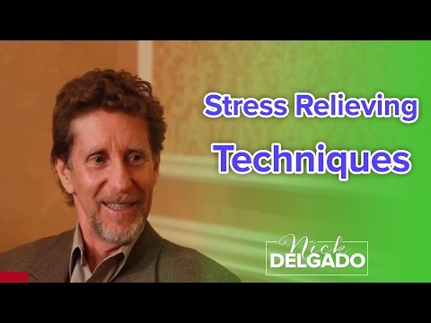 Stress Relieving Techniques with Dr. Nick Delgado and Dr. Ken Wolkoff