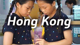 홍콩 쌍둥씨 HONG KONG Twins Mukbang TwinRoozi 쌍둥이루지 먹방