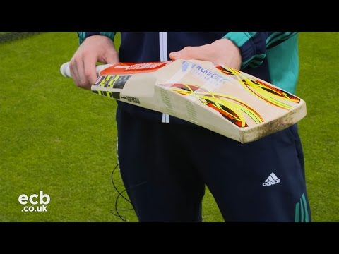 Sam Billings and his RIDICULOUS bat!