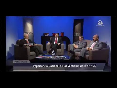 Importancia Nacional de las Secciones de la ANADE