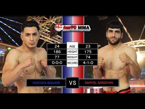 ArmFC-17.Mostafa Bagheri Vs Samvel Sargsyan Full HD