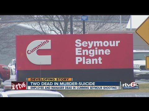 Two dead in Seymour murder-suicide